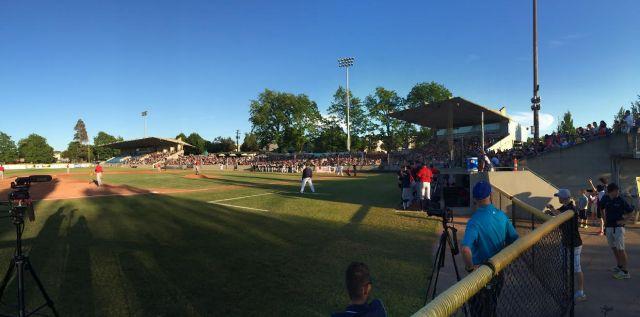 Crowd Panorama