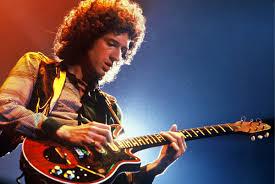 Brian May, not Brian Way!